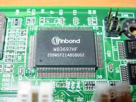EPoX EP-4SDA5+ - Winbond