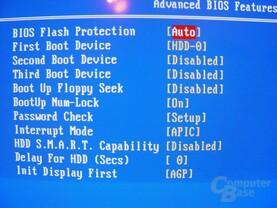 Gigabyte - GA-8SG667 - Bios - Boot