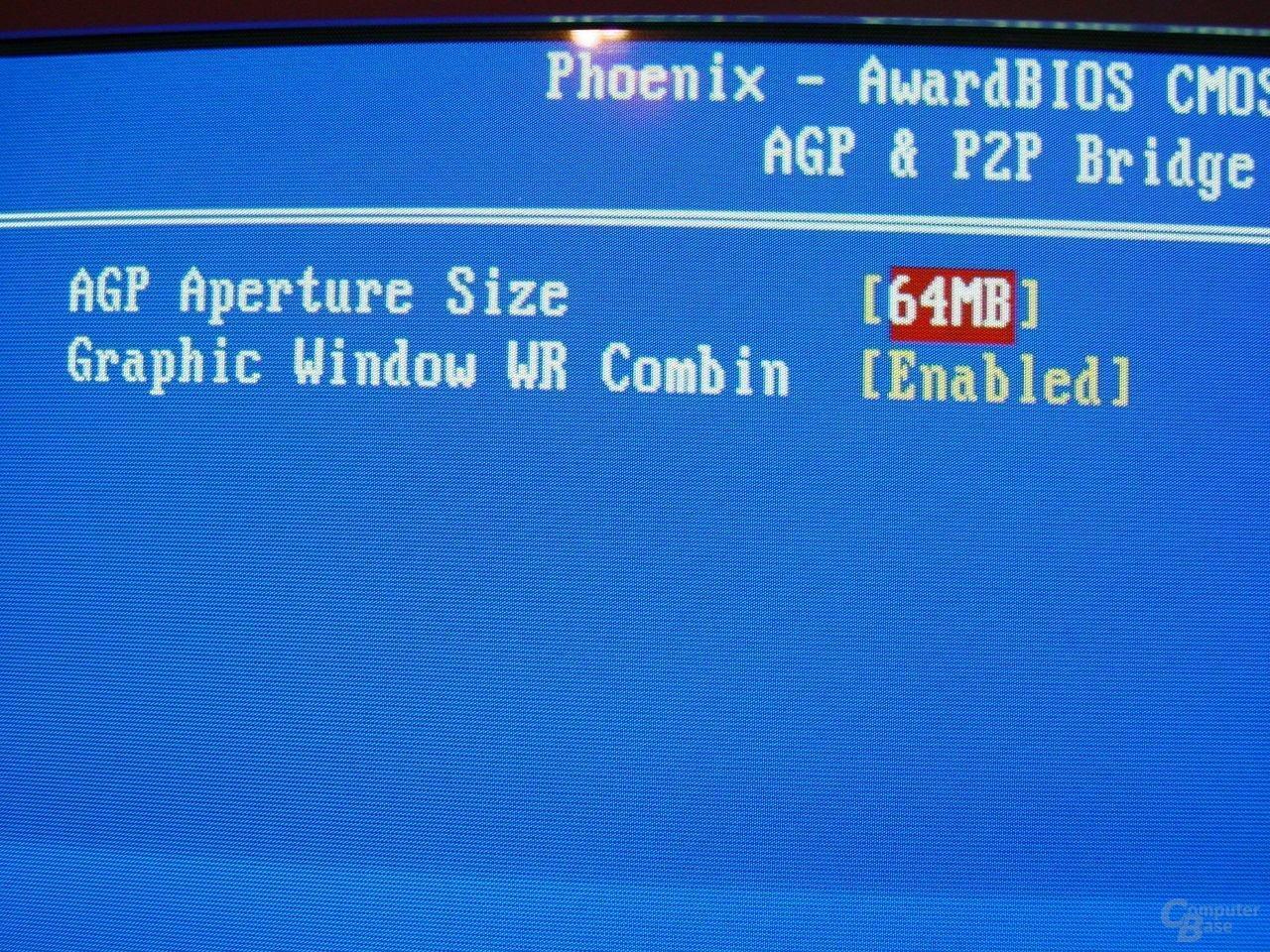 EPoX EP-4SDA5+ - Bios - AGP