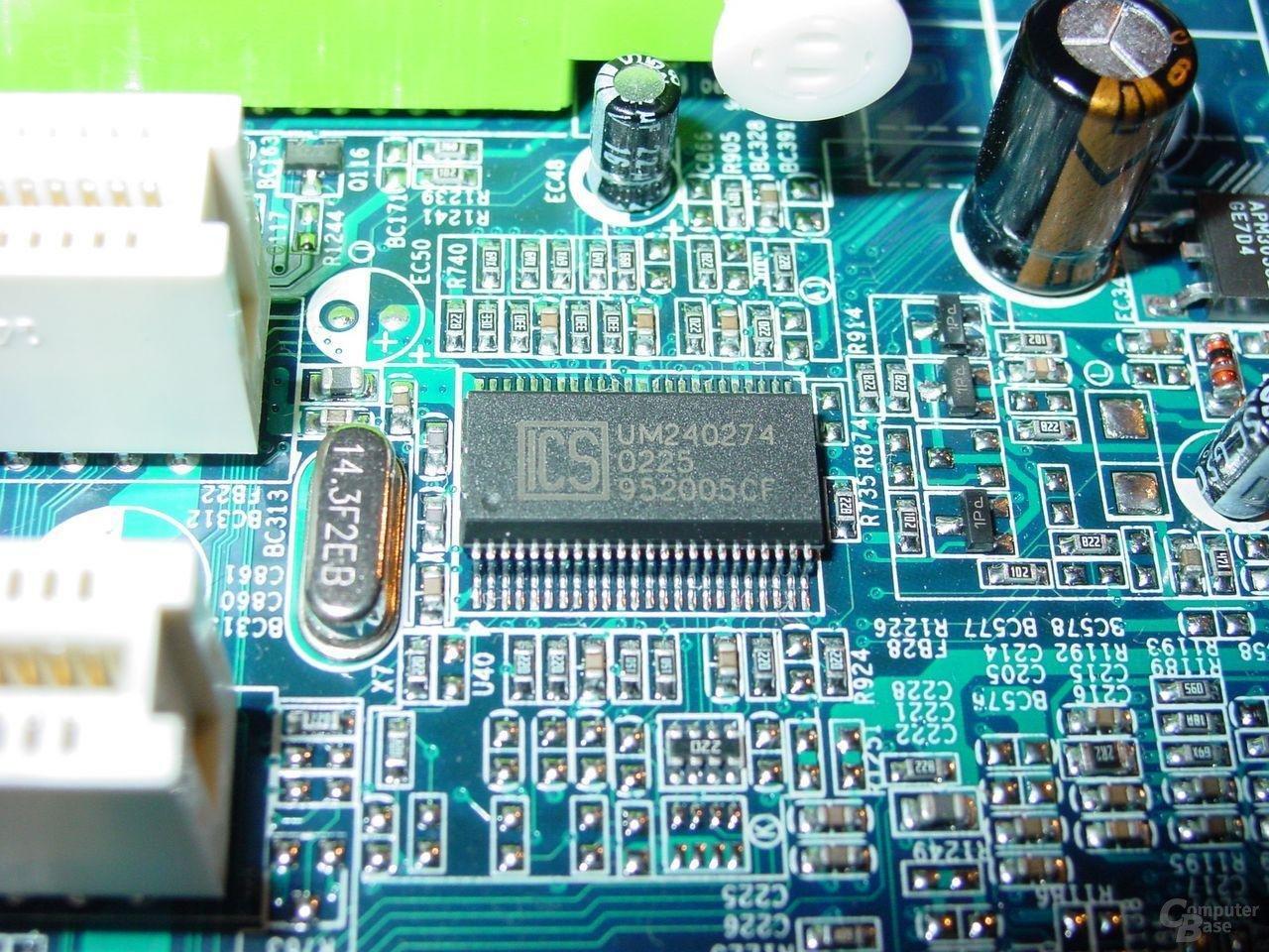 Gigabyte - GA-8SG667 - ICS