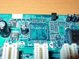 Gigabyte - GA-8SG667 - LAN-Platz