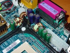 Gigabyte - GA-8SG667 - Regulatoren