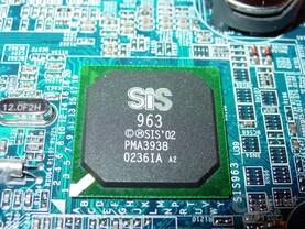 Gigabyte - GA-8SG667 - Southbridge