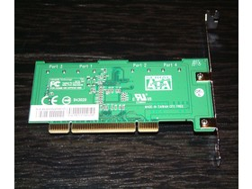 SATA 150/TX4 Rückseite