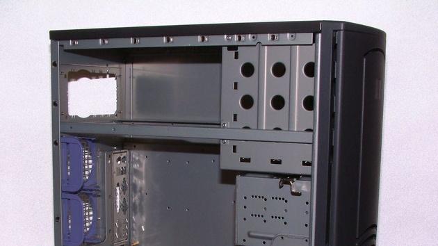 Blacknoise Evolution EQ Platinum im Test: Gedämmtes CS-601 im Eigenbau