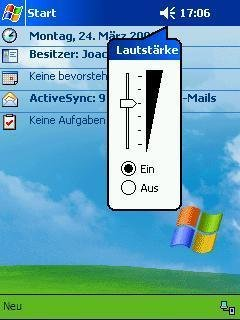 Windows Lautstärke