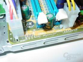 CPU-LED