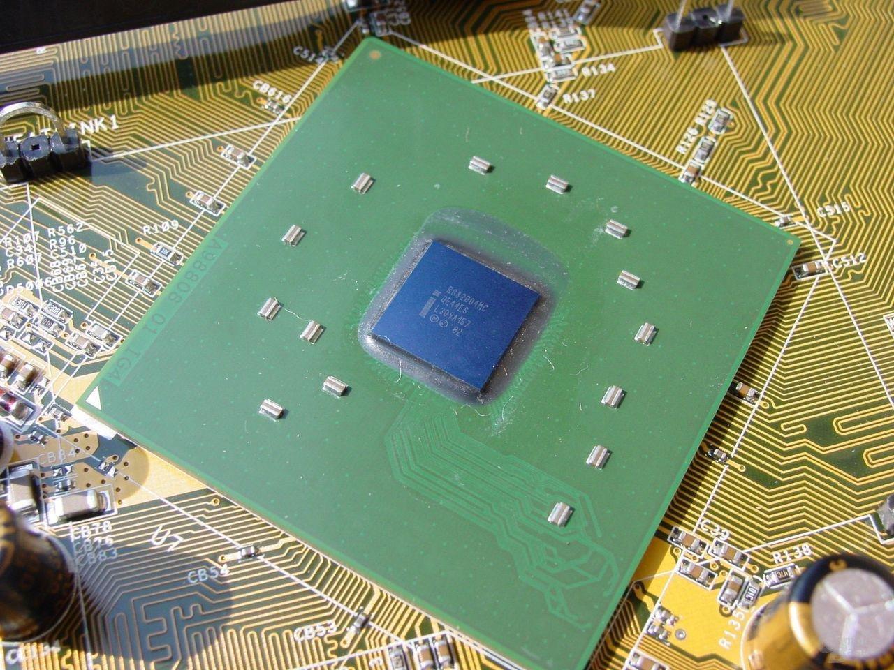 82875P Memory Controller Hub