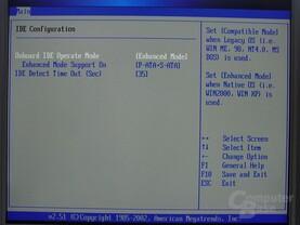 Neue IDE Modi im Bios (Hier Asus P4C800)