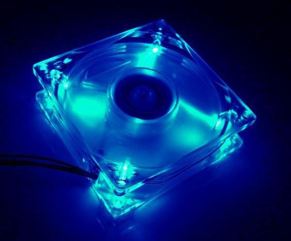 Coolermaster blau