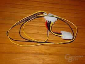 NXP-201 - 4-zu-3-pin Kabel
