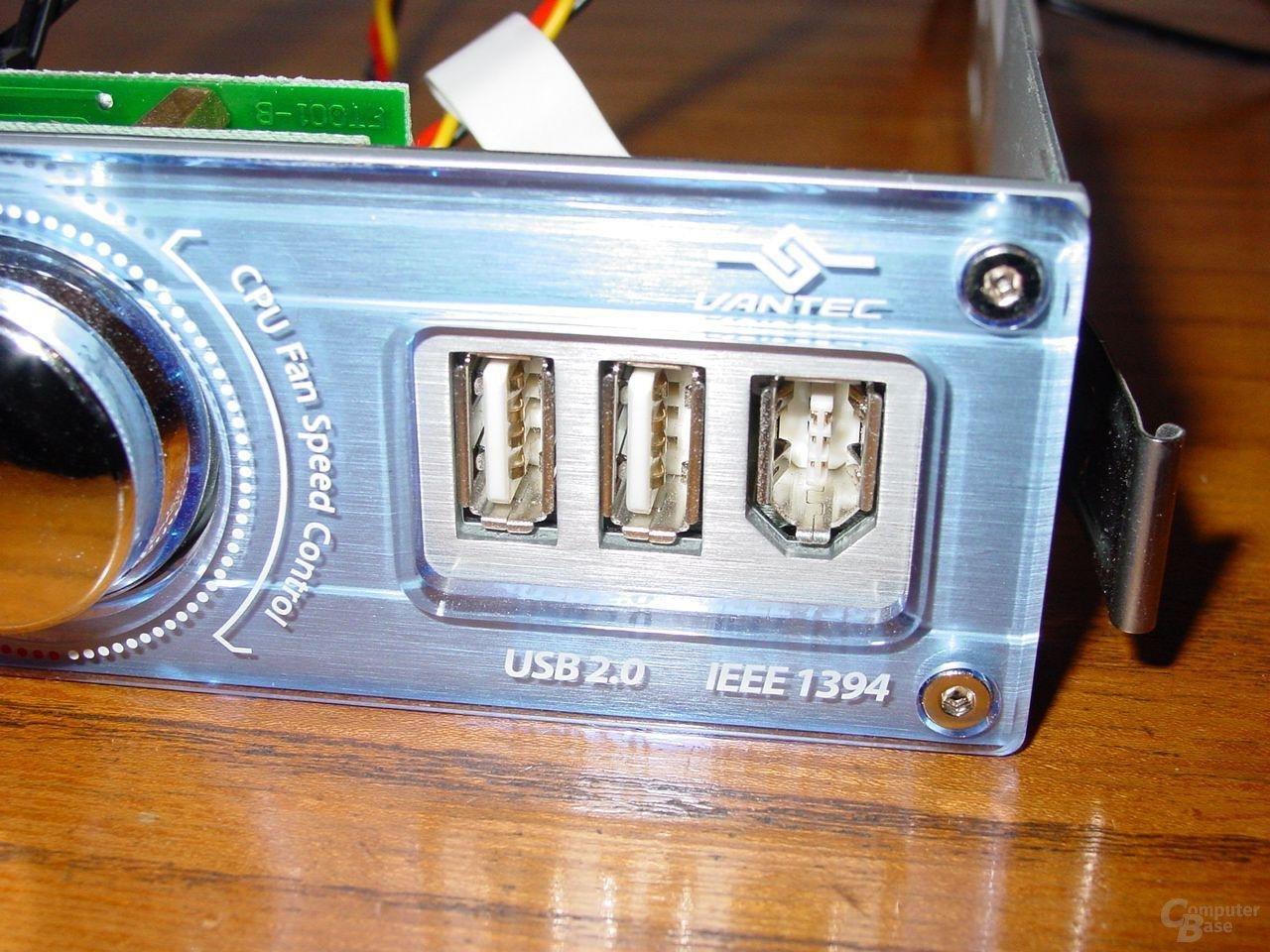 NXP-101 - USB/Firewire