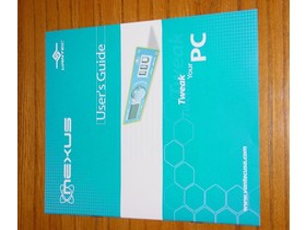 NXP-101 - Handbuch