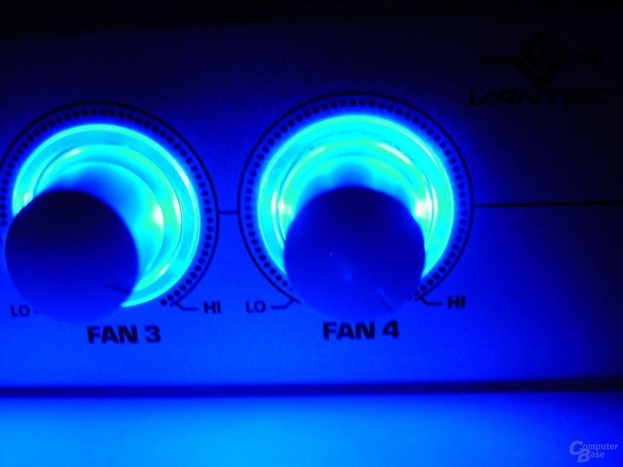 NXP-201 - Blaue LEDs