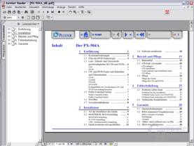 Plextor Anleitung PDF