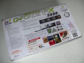 FX5600 - Box Back