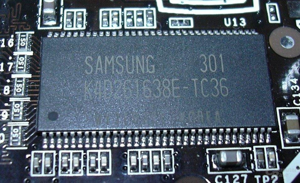 FX5600 - RAM-Detail