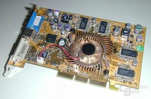 Ti4200-8X Karte Front