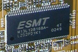 Ti4200-8X RAM Detail