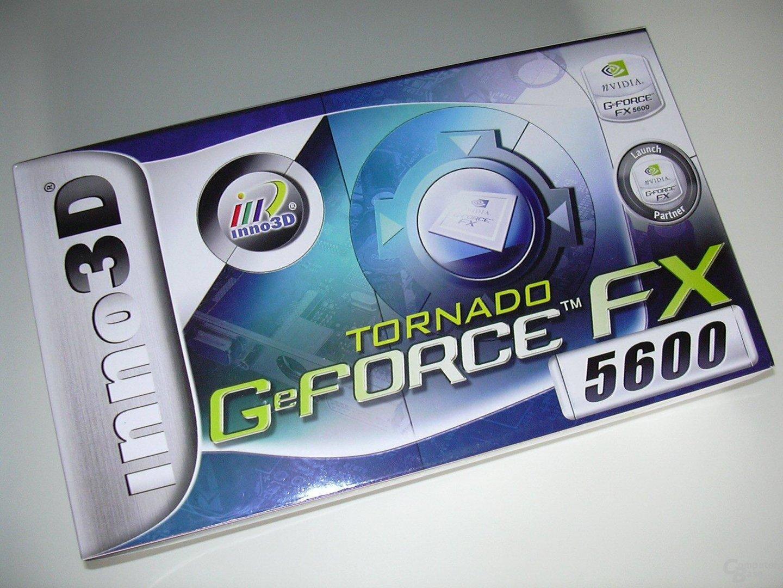 FX5600 - Box Front