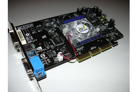 FX5600 - Card Front Angel