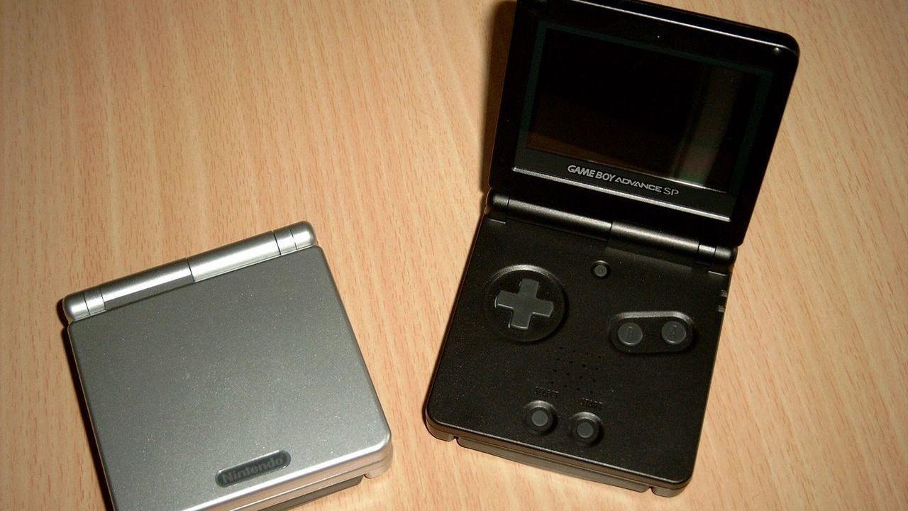 Gameboy Advance SP: Mobiler Spielspaß garantiert