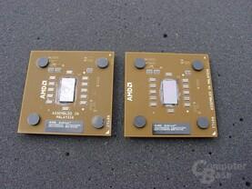vnlr: Athlon XP3000+, Athlon XP3200+