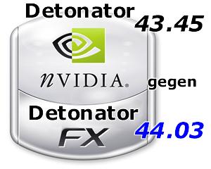 Detonator FX