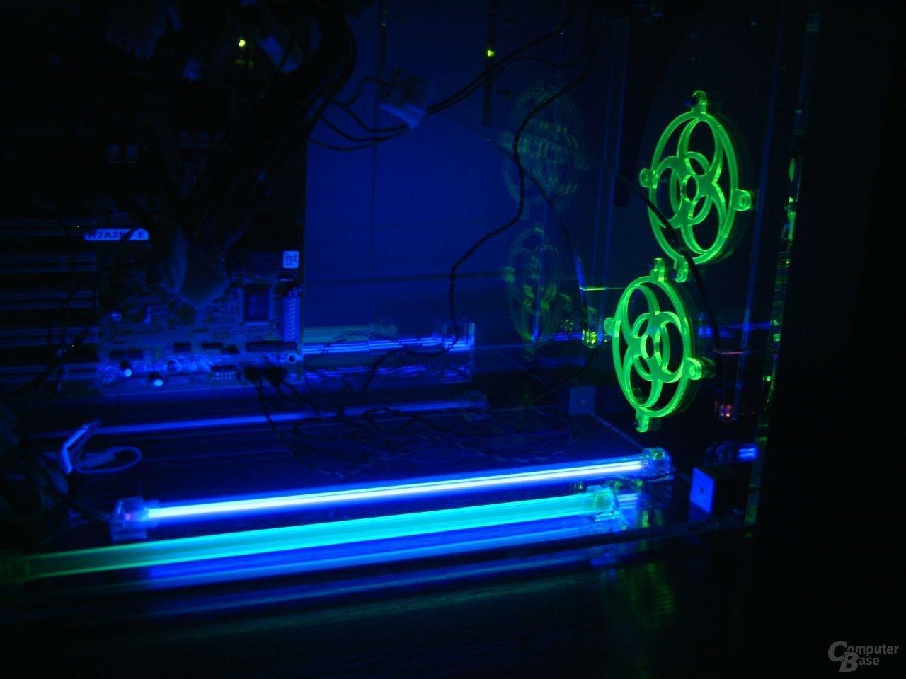 UV Kathode