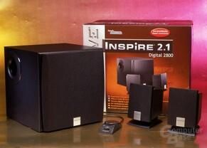 Inspire 2800 Digital