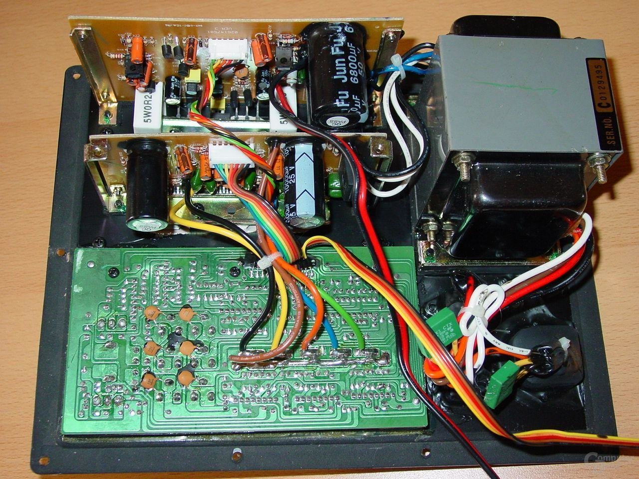 Concept E Magnum Subwoofer Electronic