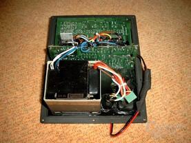 Teufel Concept E Subwoofer Electronic Detail 1