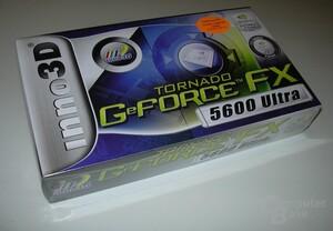 Inno3D Tornado GeForceFX FX5600ultra Packung Front