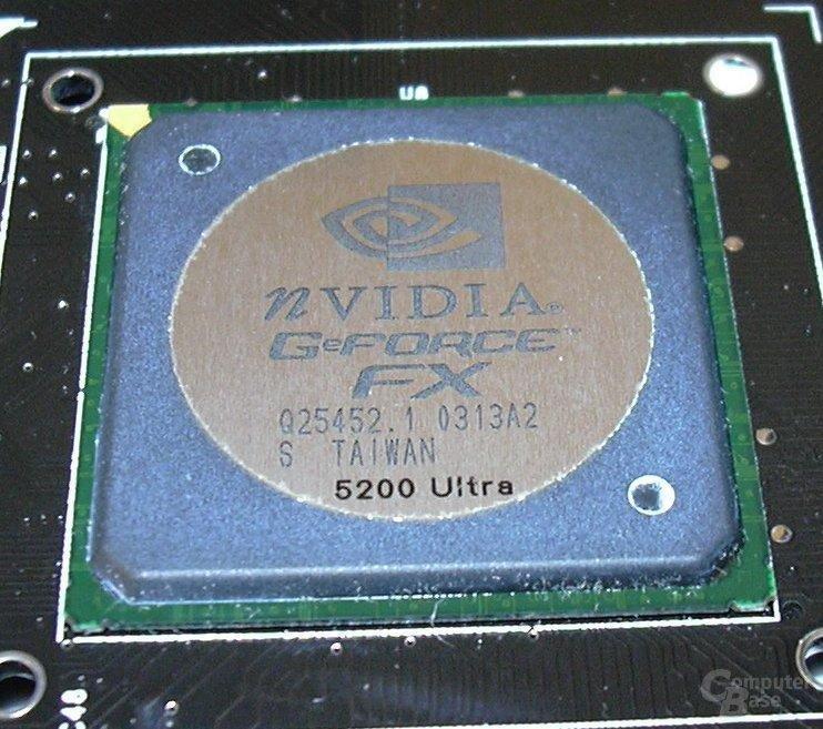 FX5200u Chip naked