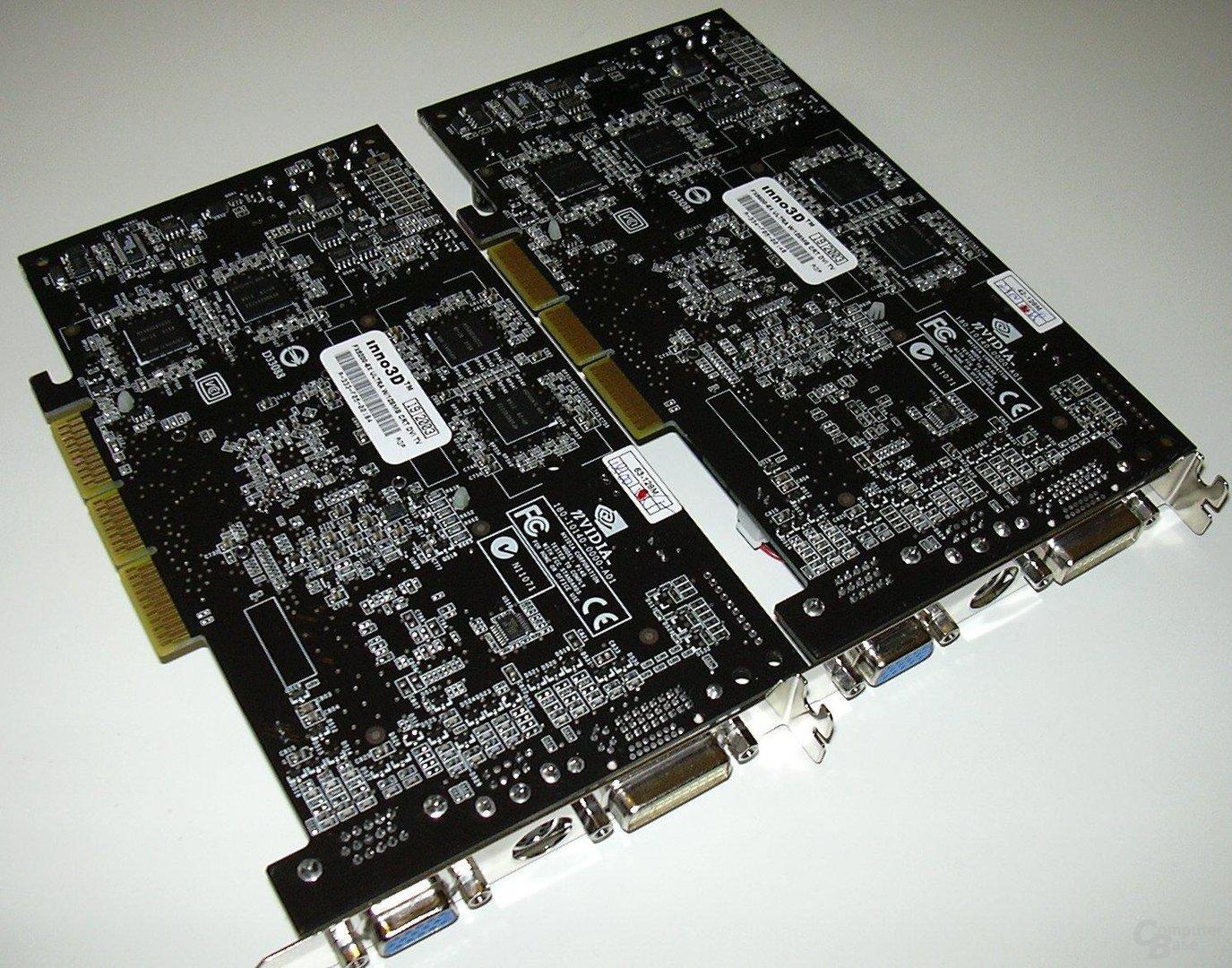 FX5200u vs. FX5600u Back Angle