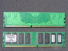 Kingston ValueRAM DDR400