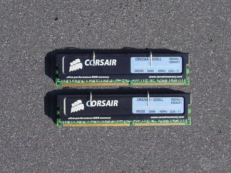 Corsair Twinx3200LL