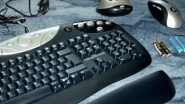 Logitech Cordless Desktop MX im Test: Schnurlos glücklich für 150 Euro