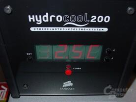 Cosair HydroCool200 - LCD - 2