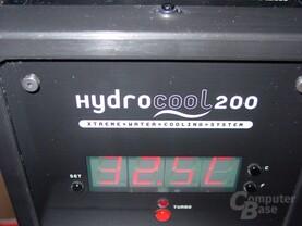 Cosair HydroCool200 - LCD - 3