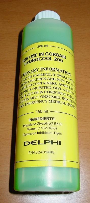 HydroCool200 - Zusatz