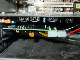 Cosair HydroCool200 - Steckkarte - 2