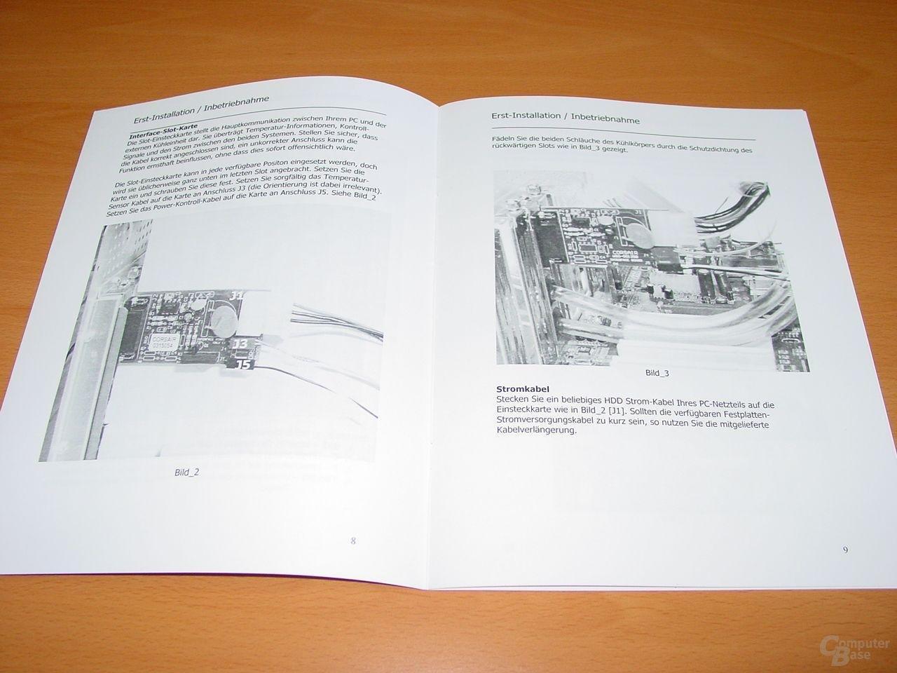 HydroCool200 - Handbuch