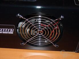 HydroCool200 - Lüftergitter