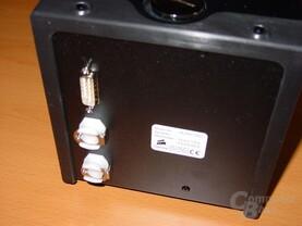 HydroCool200 - Anschlüsse