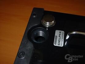HydroCool200 - Befüllung