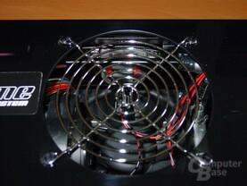 HydroCool200 - Lüftereinlaß