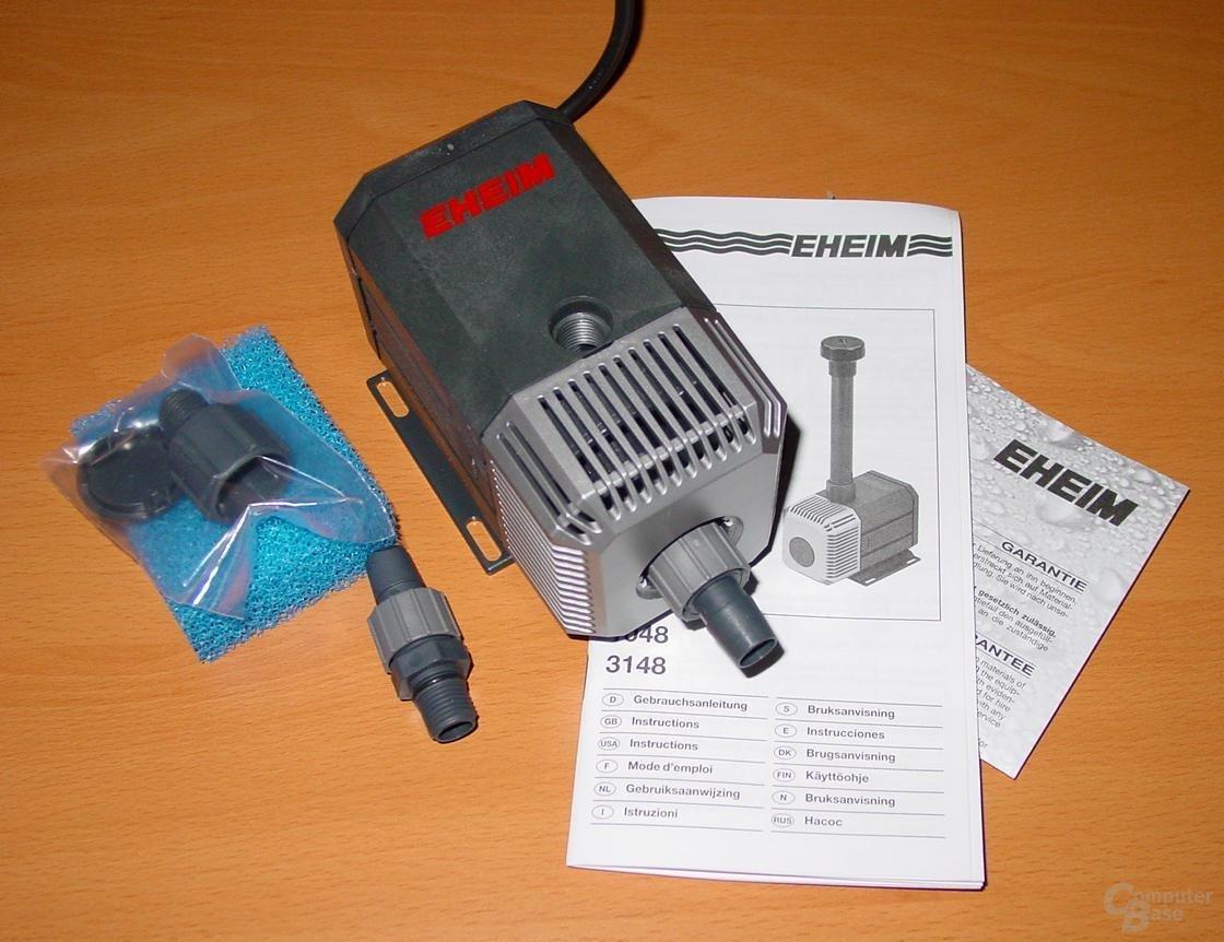 Zern - Eheim 1048 Pumpe - 2