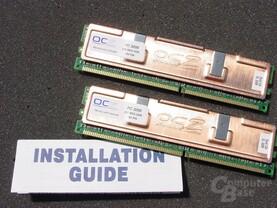 OCZ EL DDR PC3200