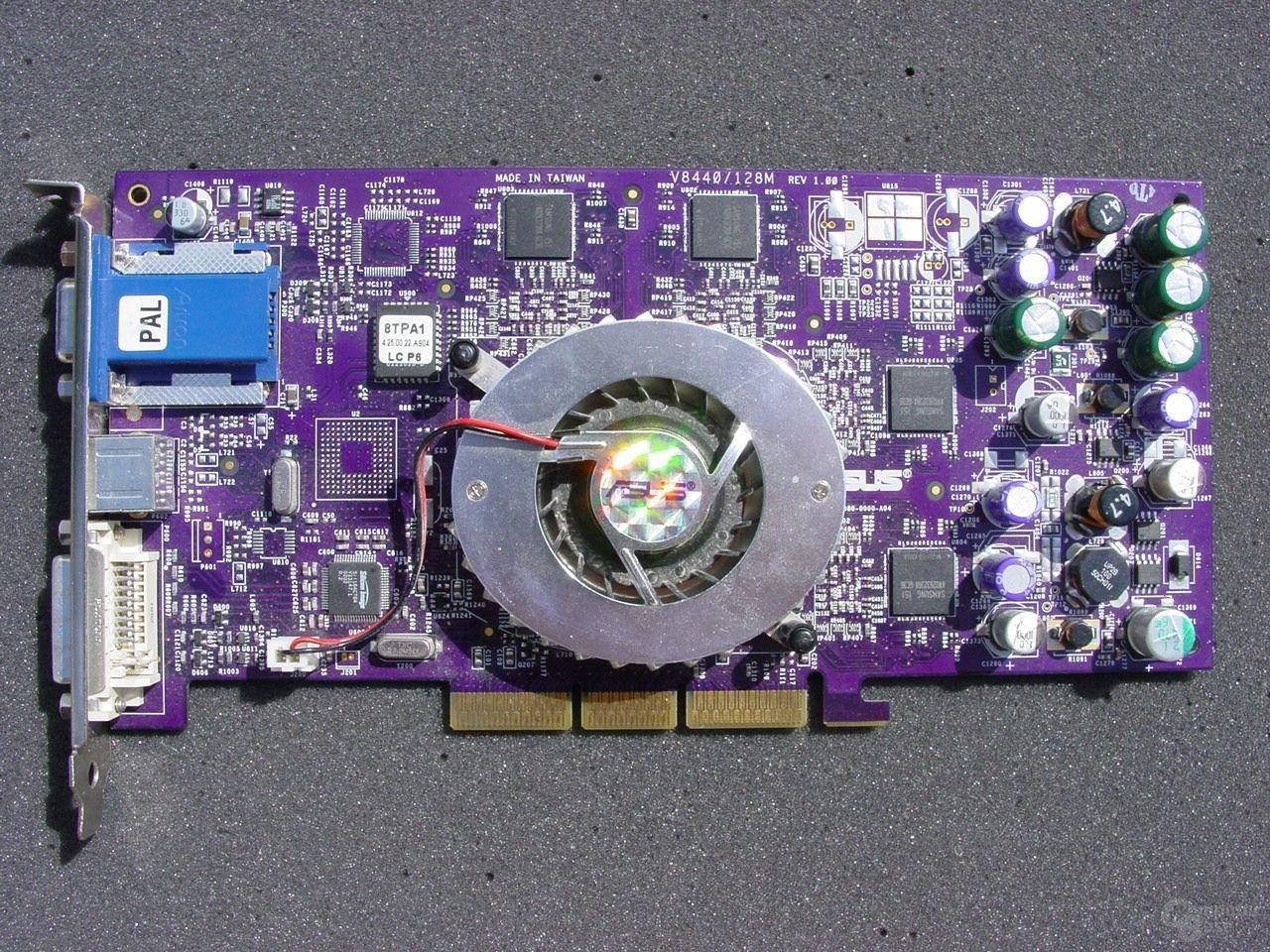 Asus GeForce 4 Ti4400